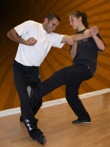 Women's Wing Chun in Bedford